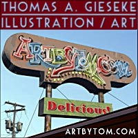 Thomas A. Gieseke - Illustration / Art